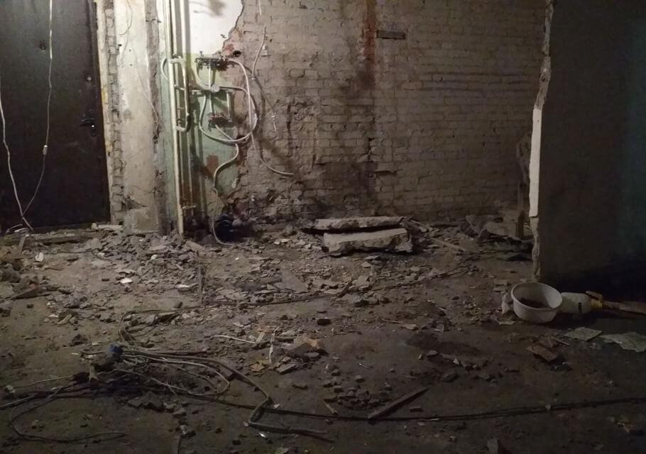 Разруха в квартире