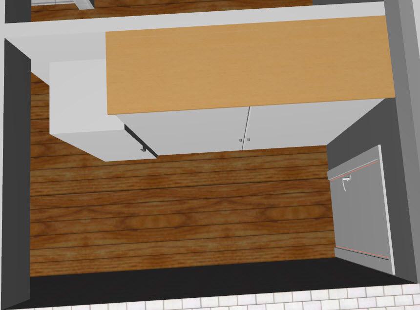 Планировка коридора в хрущевке