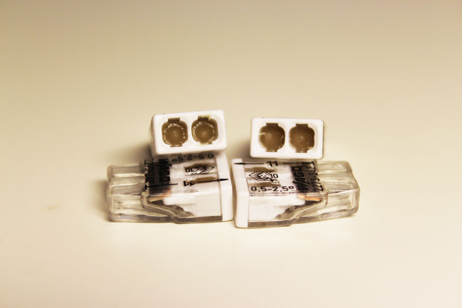 wago для алюминиевых проводов