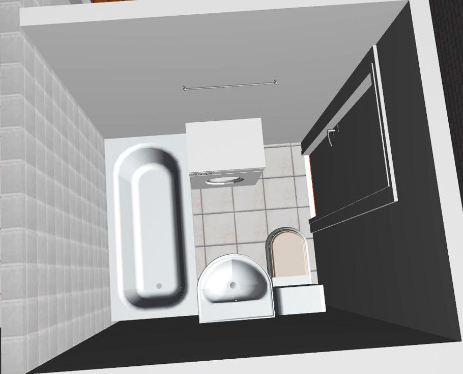 Планировка ванной в хрущевке
