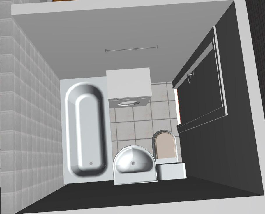 Планировка ванной в хрущёвке