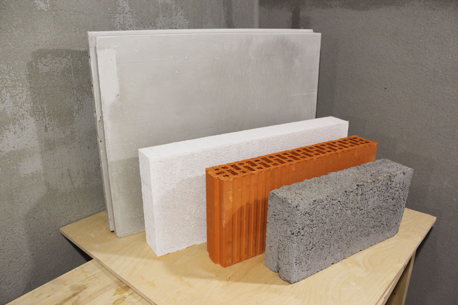 блоки для перегородок звукоизоляция