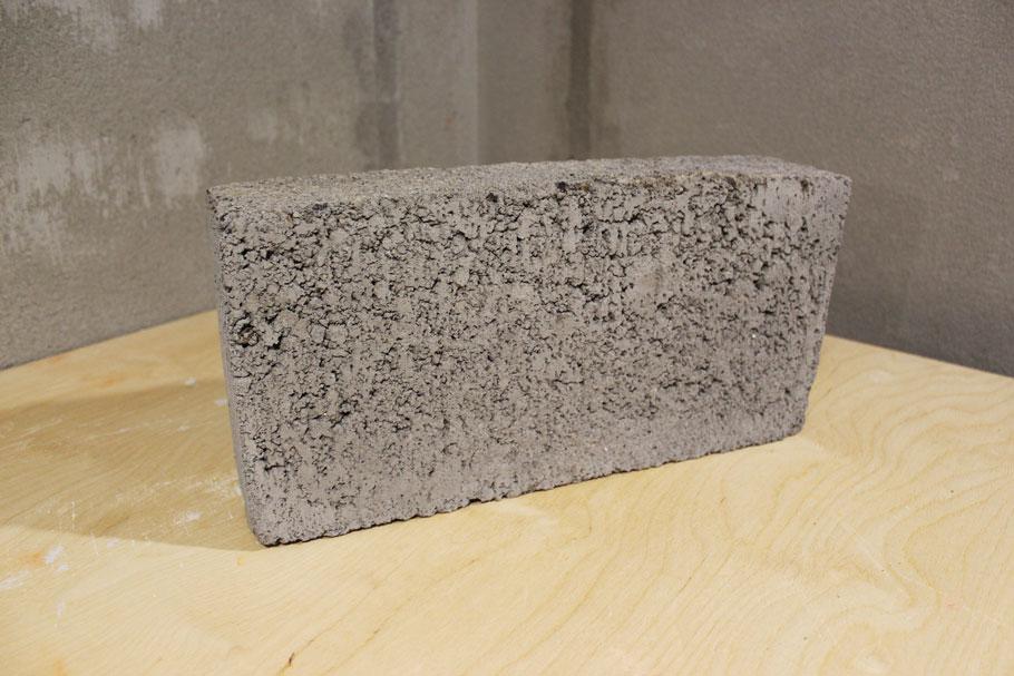 звукоизоляция перегородки из керамзитобетонных блоков 90 мм