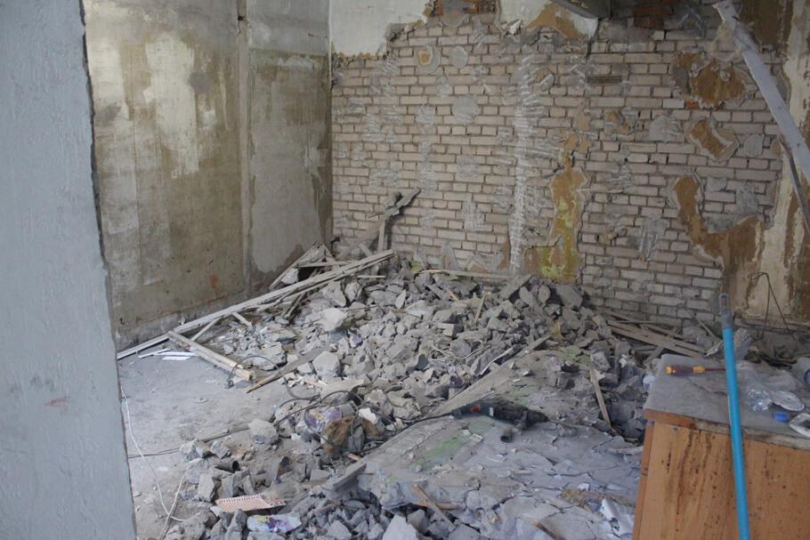 Снос стен в хрущевке