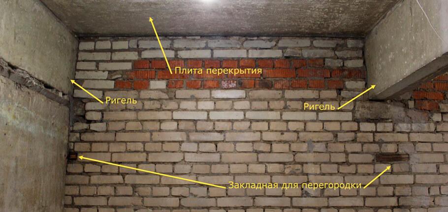 Конструктивные особенности двухкомнатной хрущёвки